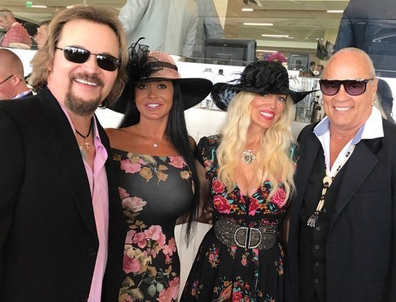 Always A Great Day To Be Alive At The Kentucky Derby